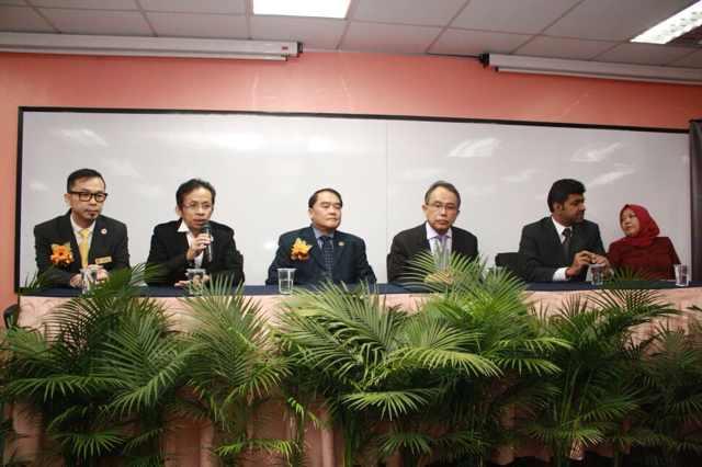 亚洲城市大学PJ校区预开幕典礼