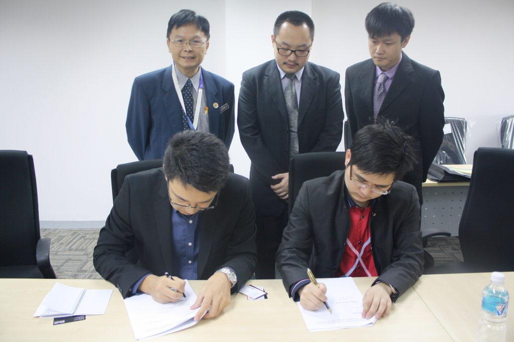 中国360教育集团与亚洲城市大学签约