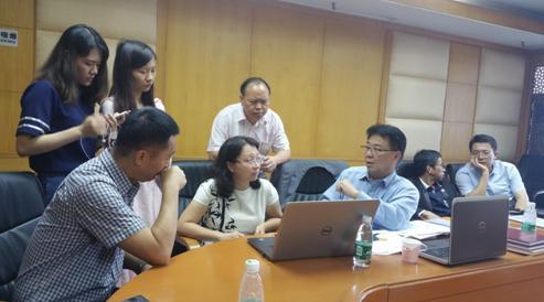 亚洲城市大学在职MBA学术指导在广州举行