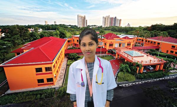 帕兰基金会提供5万医学学位奖学金
